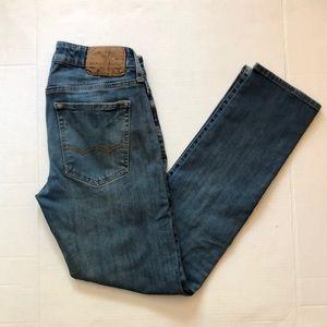 American Eagle slim fit 5 pocket jeans size 28x30